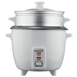 Click here for Brentwood Rice Cooker Steamer NS 4Cup prices