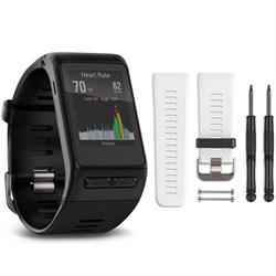 Garmin vivoactive HR GPS Smartwatch - X-Large Fit (Black)...