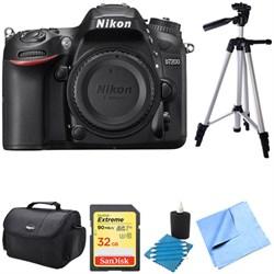 Nikon D7200 DX-Format 24.2MP Digital HD-SLR Body with 3.2...