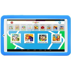 Jazz PadPal 7 inch Dual Core Family Android Tablet in Blue