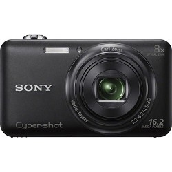 Sony DSC-WX80 16 MP 2.7-Inch LCD Digital Camera - Black