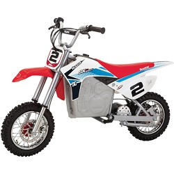 Razor SX500 Dirt Rocket Electric Motocross Bike 14 and older (175-pound weight limit)