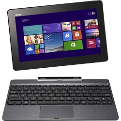 Asus T100TA-C1-GR Transformer Book Quad Core Baytrail-T Z3740 Detachable Notebook