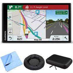 Garmin RV 770 NA LMT-S RV GPS Navigator for Camping w/ Da...