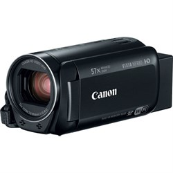 Canon VIXIA HF R80 Full HD CMOS 57x Zoom Built-in Wi-Fi B...