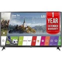 "LG LG 55UJ6300 55"""" 4K UHD Smart LED TV (2017) w/ Extended Warranty Bundle"" E9LG55UJ6300"