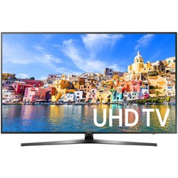 Samsung UN55KU7000 - 55-Inch 4K UHD HDR Smart LED TV - KU...