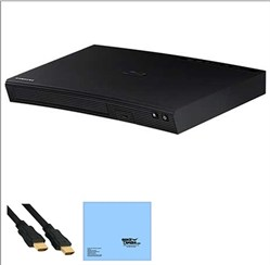 Samsung BD-J5900 - 3D Wi-Fi Blu-ray Disc Player + Bundle E2SAMBDJ5900