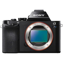 Sony ILCE-7S/B a7S Full Frame Mirrorless Camera