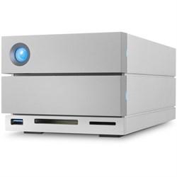 LaCie 8TB 2big Dock Thunderbolt 3 + USB-C Desktop Grey Di...