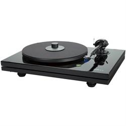 Music Hall MMF-5.3 2-Speed Audiophile Turntable w/ Ortofo...