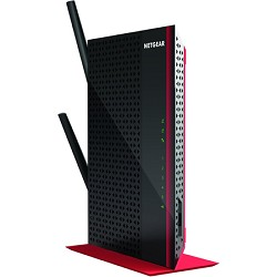 Netgear AC1200 High Power 700mW Dual Band WiFi Range Extender - Desktop with 5 Ports (EX
