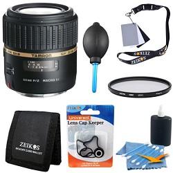 Tamron SP AF60mm F2 Di II LD (IF) 1:1 Macro Lens Kit For Nikon AF
