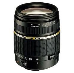 Tamron 18-200mm F/3.5-6.3 AF DI-II LD Lens f/ Nikon w/ Built-in motor, 6-Yr US Warranty