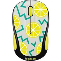 Click here for Logitech M325c Lemon Optical Wireless Mouse - 910-... prices