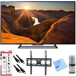 Sony KDL-48R510C - 48-Inch Full HD 1080p 60Hz Smart LED TV Mount & Hook-Up Bundle E2SNKDL48R510C