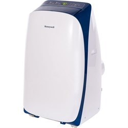 Honeywell HL14CESWB 14,000 BTU Portable Air Conditioner with Remote Control in White/Blue HNHL14CESWB