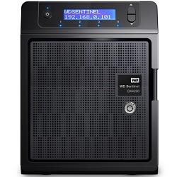 Western Digital Sentinel DX4200 8TB Windows Storage Server - WDBRZD0080KBK-NESN