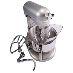 KitchenAid KP26M1XNP Professional 600 Series Stand Mixer,...