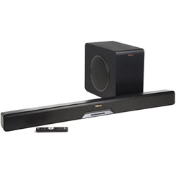 Klipsch Reference RSB-11 Bluetooth Sound Bar with Wireles...