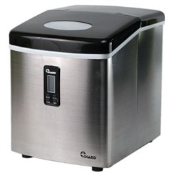Chard Small Ice Maker in Stainless Steel - IM-12SS CHAIM12SS