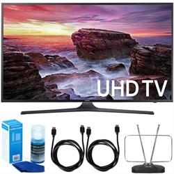 """Samsung UN55MU6290FXZA 54.6"""" LED 4K UHD Smart TV (2017 Mo..."""