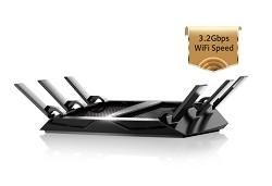 Netgear C3200 Nighthawk X6 Tri-Band WiFi Router (R8000)