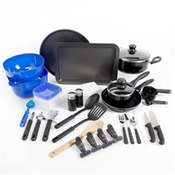 Click here for Total Kitchen 59 Piece Cookware Combo Set prices