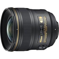 Nikon 24mm F/1.4G ED AF-S Wide-Angle Lens