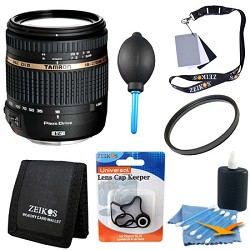 Tamron 18-270mm f/3.5-6.3 Di II VC PZD Aspherical Lens Kit for Sony DSLR - PRICE AFTER $50.00 REBATE