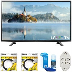 """LG 49"""" 1080p Full HD LED TV 2017 Model 49LJ5100 with Clea..."""