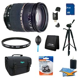 Tamron SP AF 28-75mm f/2.8 XR Di Lens Pro Kit for Nikon AF with Built-in Motor