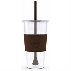 Copco Eco First Tumbler 24 Ounce Togo Cup Mug - Brown (2510-9285) CPC25109285