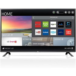 LG 55LF6100 - 55-inch 120Hz Full HD 1080p Smart LED HDTV
