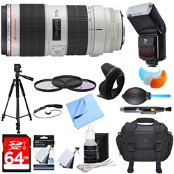Canon EF 70-200mm f/2.8L IS II USM Telephoto Zoom Lens Ul...
