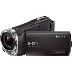 Sony HDR-CX330/B Full HD 60p Camcorder