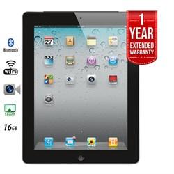 Apple Ipad 2 MC769LL/A Tablet ( IOS 7,16GB, Wifi) Black 2...