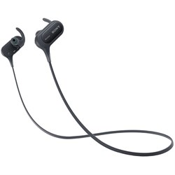 Sony MDRXB50BS/B Wireless, In-Ear, Sports Headphone, Black SNXB50BSK