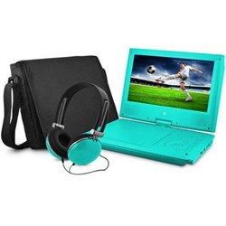 Click here for Ematic 9 DVD Player Bundle Teal prices