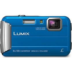 Panasonic LUMIX DMC-TS30 Active Lifestyle Tough Blue Digital Camera PNDMCTS30BE