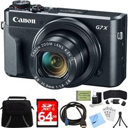 Canon PowerShot G7 X Mark II 20.1MP 4.2x Zoom Digital Cam...