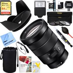 Sony 16-35mm Vario-Tessar T FE F4 ZA OSS Full-frame Lens ...