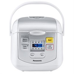 Panasonic 8-Cup Microcomputer Controlled Rice Cooker PANSRZC075SW