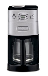 Cuisinart Grind & Brew 12-Cup Automatic Coffee Maker CUIDGB625BC