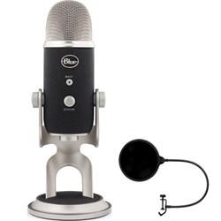 Blue Mics Yeti Pro USB Condenser Microphone, Multipattern...