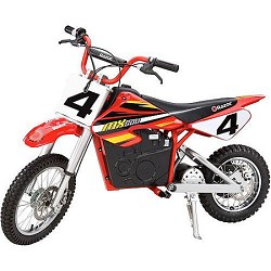 Razor SX500 Dirt Rocket Electric Motocross Bike 14 and older (175-pound weight limit)