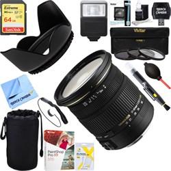 Sigma 17-50mm f/2.8 EX DC OS HSM FLD Zoom Lens For Nikon ...