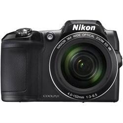 Nikon COOLPIX L840 16MP Digital Camera w/ 38x Zoom VR Len...