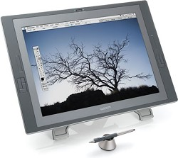 Wacom CINTIQ 21  INTERACTIVE PEN DISPLAY WITH PEN