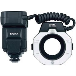 Sigma EM-140 DG Macro Flash for Canon EOS DSLRs - F30101